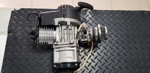 Motor 49cc Mini Cuatri Atv Mini Arranque Electrico - Cuerda