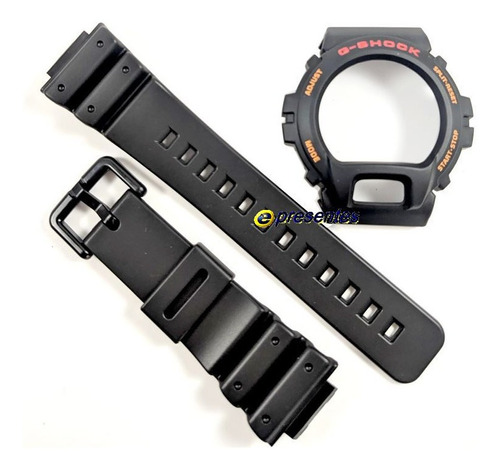Pulseira + Bezel Dw-6900g Kit 100% Original Casio G-shock