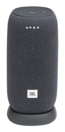 Caixa De Som Portátil Jbl Bluetooth Link Portable Cinza