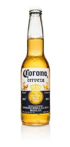 Cerveza Corona Botella 355cc Pack X 24