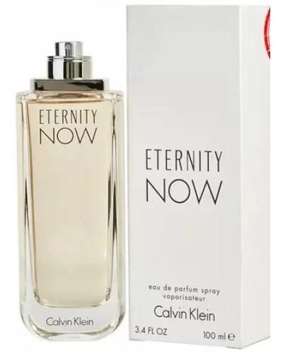 Perfume Eternity Now Edp 100 Ml Calvin Klein Original Tester