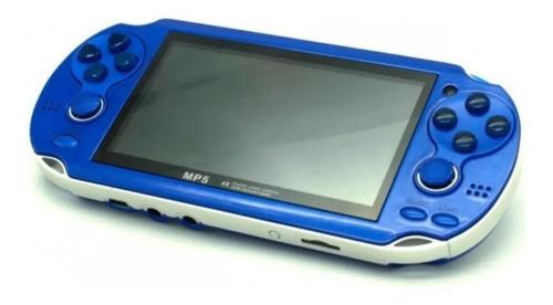 Video Game Portátil Com Jogos Inclusos - Ay-002