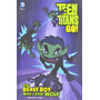 The Beast Boy Who Cried Wolf Teen Titans Go! Hardback
