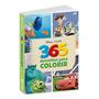 Livro Para Colorir Infantil Com 365 Desenhos Disney Pixar