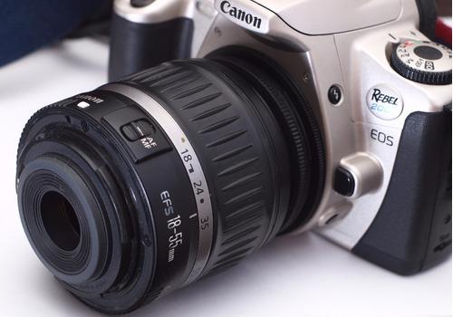 Anillo Inversor Macro Canon 58mm
