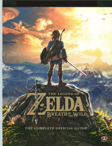 The Legend Of Zelda Breath Of The Wild Guia + Maps Digital