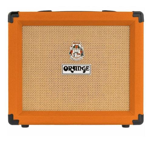 Amplificador Orange Crush 20rt Combo Transistor 20w Naranja