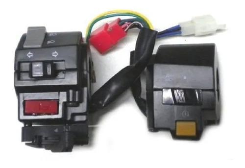 Manillar Comandos Luz Set Yamaha Crypton T 105 Envio Gratis