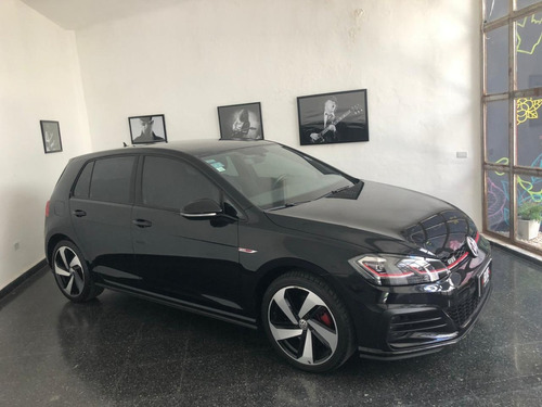Volkswagen Golf 2018 2.0 Gti Tsi App Connect + Cuero