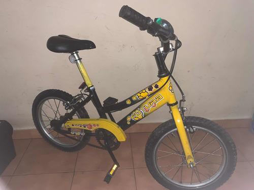 Bicicleta Bmx R 16