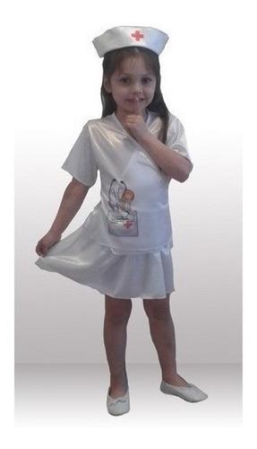 Disfraz Infantil Enfermera T2 Candela 4675