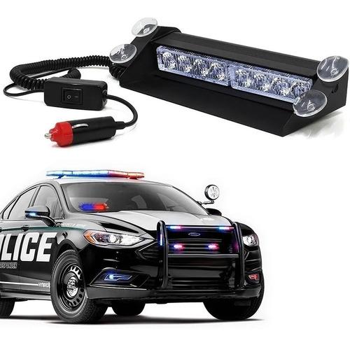 Giroflex Interno Giroled 4 Função 12v Policia Oficial