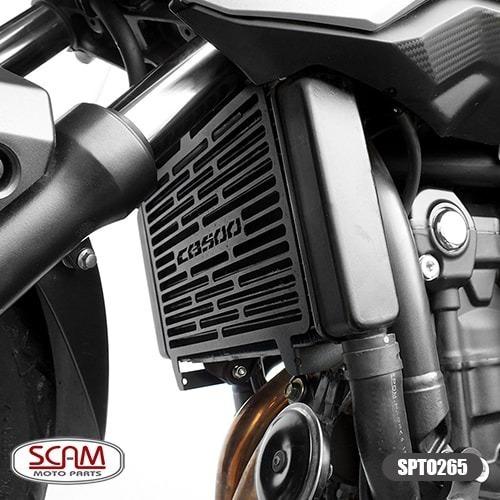 Spto265 Protetor Radiador Honda Cb 500 F Cb500f 2019 2020 21