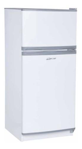 Heladera Lacar 2110 Blanca Con Freezer 192l 220v
