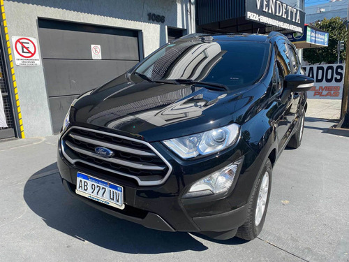 Ford Ecosport Se 1.5 Automatica 123cv 2017