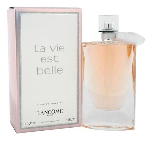 Perfume La Vida Es Bella 100 Ml Dama Nuevo