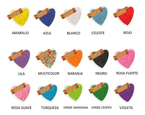 Granas De Colores - Comestibles - Pote X 150gr