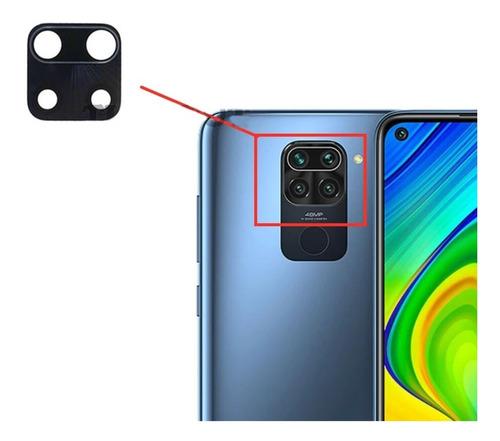 Repuesto Vidrio Cámara Trasera Xiaomi Redmi Note 9 Pro