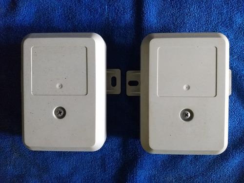 2 Protectores  Descargas 600 Ss Para Eq. Motorola O Cambium