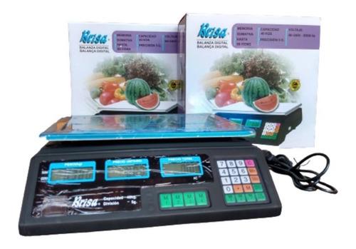 Balança Eletronica Digital 40 Kg Para Comercio