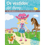 Os Vestidos De Amy Sua Boneca Americana 5 A 8 Anos