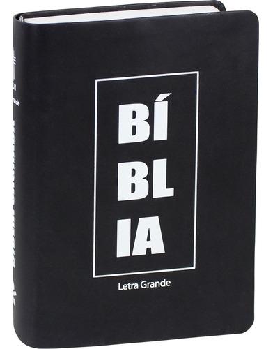 Bíblia Letra Grande Ntlh Luxo Sbb Linguagem De Hoje