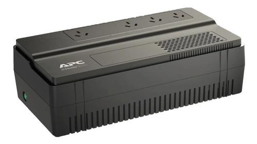 Apc Easy Ups Bv500i-ar 500va Entrada Y Salida De 230v Negro