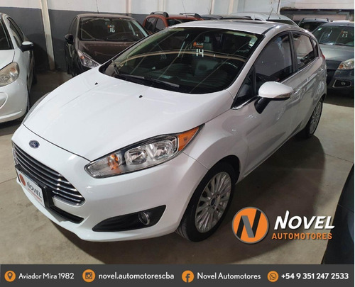 Ford Fiesta Kinetic Titanium C/gnc