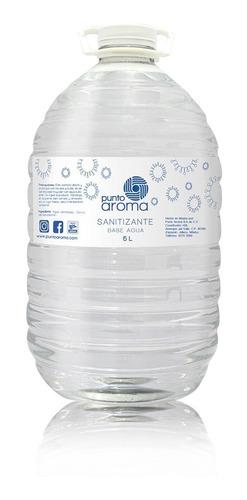 Desinfectante Para Máquina De Humo Base Agua - No Tóxico