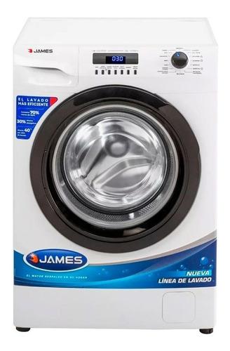 Lavarropas Automático James Lr 8120 Plus Blanco 8kg 220v - 230v