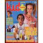 Revista Veja Kid 18 Mariana Ximenes Marcos Mion Huck