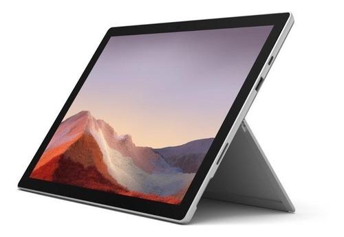 Tablet  Microsoft Surface Pro 7 I5 12.3  128gb Platinum Con 8gb De Memoria Ram