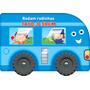 Livro Infantil Tato, O Trem: Rodam Rodinhas Editora Yoyo