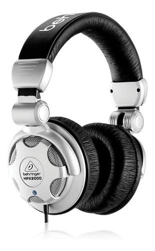 Audífono Dj Profesional Behringer Hpx2000, De Estudio,nuevo