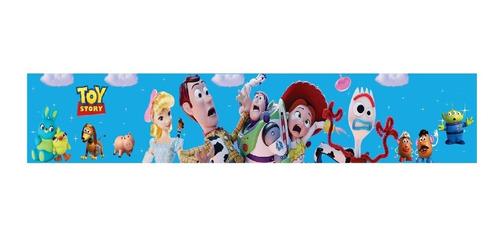 Cenefas Adhesivas Decorativas Toy Story - 5 De 1m X 20cm