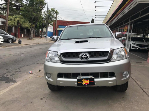 Toyota Hilux 3.0 D/cab 4x4 Srv Automatica
