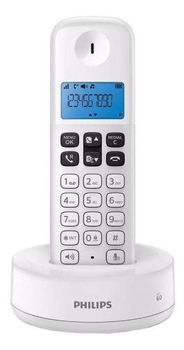 Teléfono Inalámbrico Philips D131 Blanco