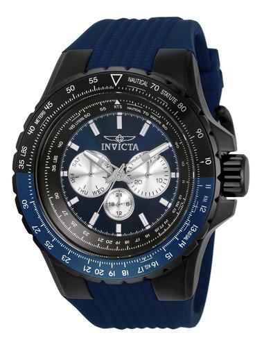 Reloj Invicta 33037 Azul Hombres