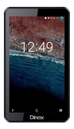 Tablet  Dinax Beta 7  8gb Negra Con 1gb De Memoria Ram