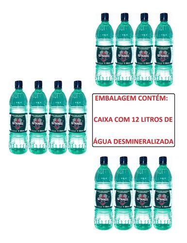 Kit 12 Água Desmineralizada Radiadores E Baterias - Gitanes