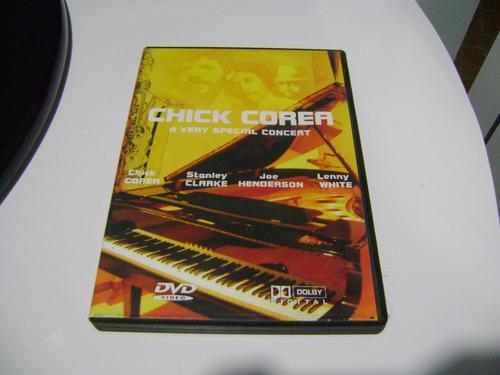 Dvd Chick Corea A Very Special Concert Original
