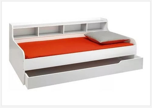Cama Individual Duplex - Modelo: Ci-m-001