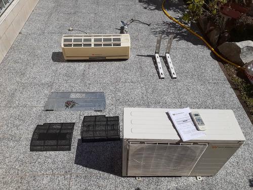 Aire Acondicionado  Split  White-westinghouse Modelo I-j8328