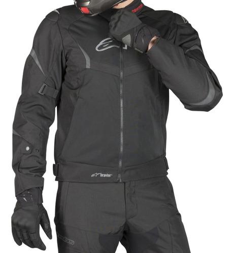 Jaqueta Alpinestars T Core Air Drystar Impermeável Masculino