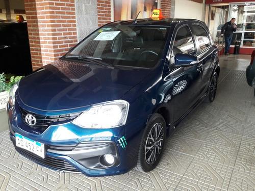 Toyota Etios 1.5 Sedan Xls L18 2018