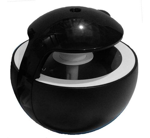 Mini Umidificador De Ar Eletrico Ultrassonico Led 450ml Usb