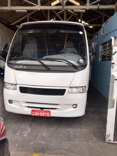 Microonibus Volare A6 Otimo Para Transformar Para Motorhome
