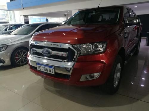Ford Ranger D/c Xlt 3.2 Tdci 6 Speed 4x4 2018
