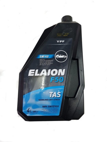 Ypf Elaion F50 5w-40