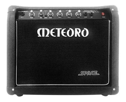Amplificador Meteoro Space 50 Combo 50w Preto 127v/220v